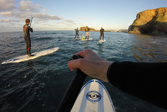 Stand up Paddle Boarding >>