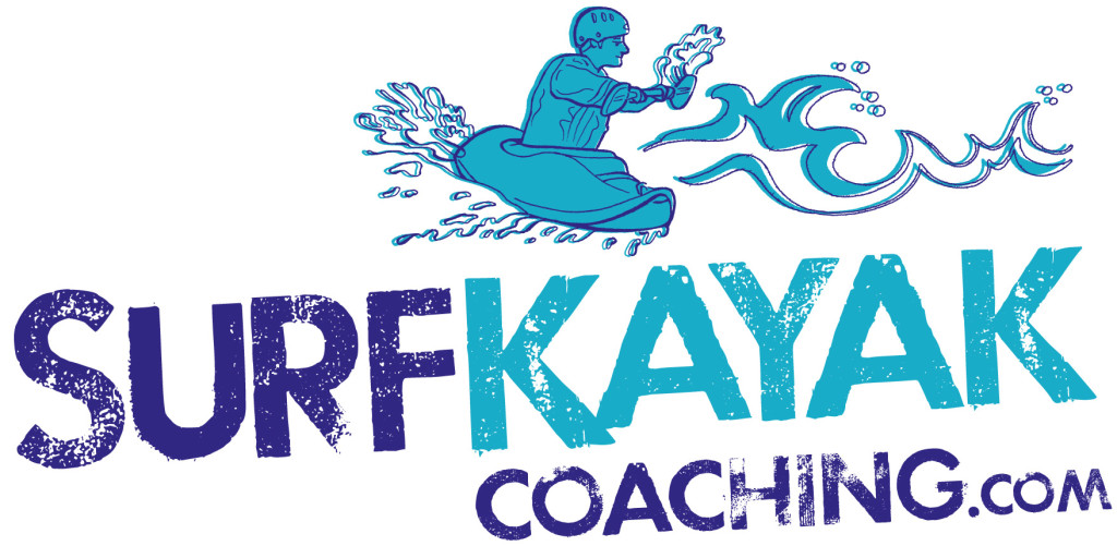 Surf Kayak Coaching in Cornwall