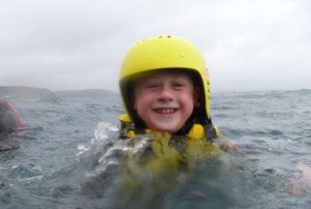 kid_coasteering